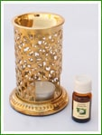 Aroma Diffuser Lamp With oil