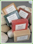 Set of Soaps