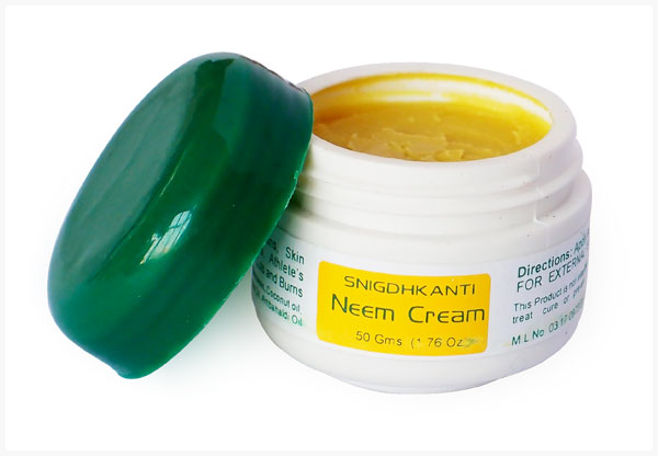 medicine skin cream
