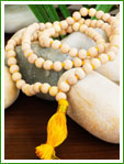 Meditation beads for energy balancing and spiritual healing