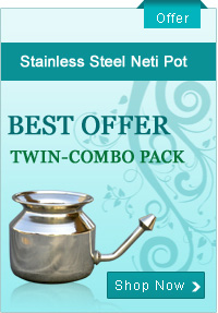 Neti Pot Offer