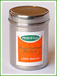 Royal Saffron Masque