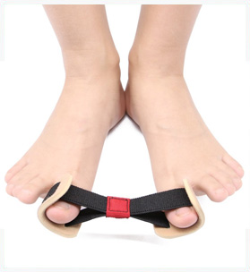 Big Toe Exerciser Straightener Strap