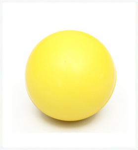 Flexible Exercising Ball for Hand and finger Muscles