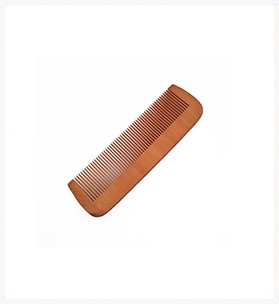 Eco-friendly Bamboo Comb