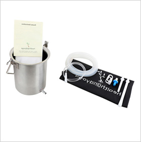Home Enema Premium Bucket Kit