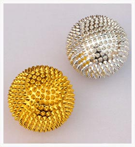 Spike Acupressure Balls - 1 Pair