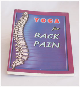 Yoga for Back Pain - Hard Copy