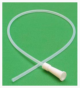 PVC Enema Catheter - 20 Fr (Set Of 10)