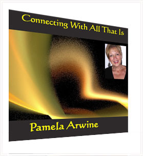 Connecting With All That Is CD by Pamela Arwine