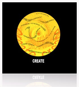 Energy Circle Poster- Create