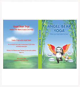 Angel Bear Yoga DVD