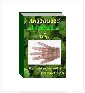 Arthritis Ayurveda and You