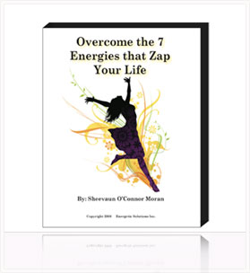 Overcome the 7 Energies That Zap Your Life