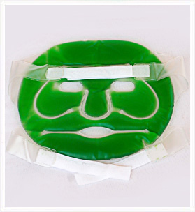 Gel Facial Mask - Large