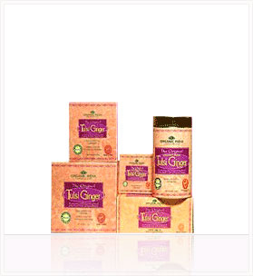 Organic India: Tulsi Ginger Tea