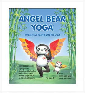 Angel Bear Yoga