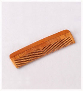 Neem Comb - Coarse and Fine Toothed