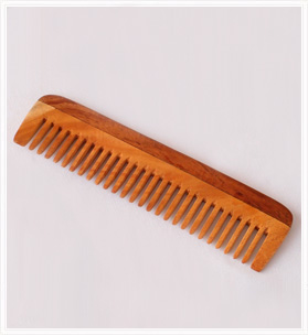 Neem Comb - Coarse Toothed