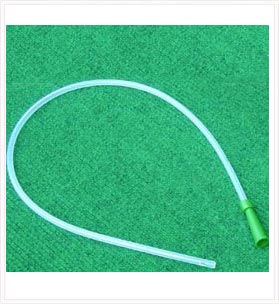 PVC Enema Catheter - 12 Fr (Set Of 10)