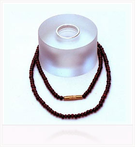Rosewood Necklace