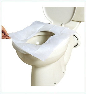 Toilet Seat Covers set of 10