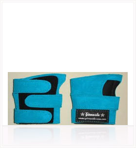 POWER WRAPS Wrist Supports - Turquoise
