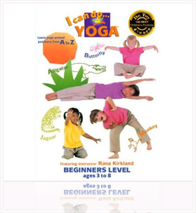 I Can Do...Yoga! Beginners Level