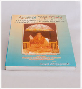 Advanced Yoga Study-Hard Copy