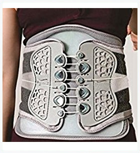 Lumbo Lacepull Back Belt