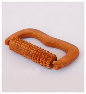 Neem Wood Massage Roller