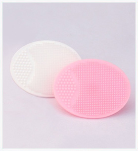 Silicone Face Exfoliator for Micro-Scrubbing Set of 2