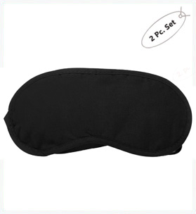 Sleep Mask for Uninterrupted Slumber Set of 2