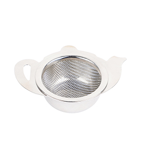 Stainless Steel Strainer with Utility Cup