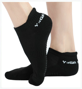 Anti - Slip Yoga Socks